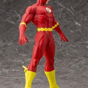 DC Comics ARTFX, The Flash, Staty