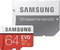 Minne Micro SDHC 64GB Samsung