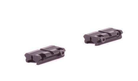 Klackar 11mm-Weaver.2st.svart