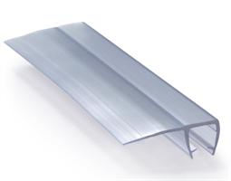 Kantlist 25 mm m/90 gr.sidetetting - 5 mm glass