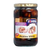 Pickles Famous Vitlök Röd 12 x 680g