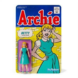Archie Comics, ReAction, Betty