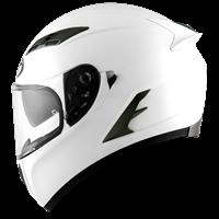 KYT FALCON 2 - Plain Pearl White