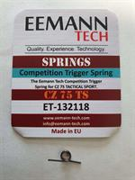 Eemann Tech competition trigger spring for CZ TS