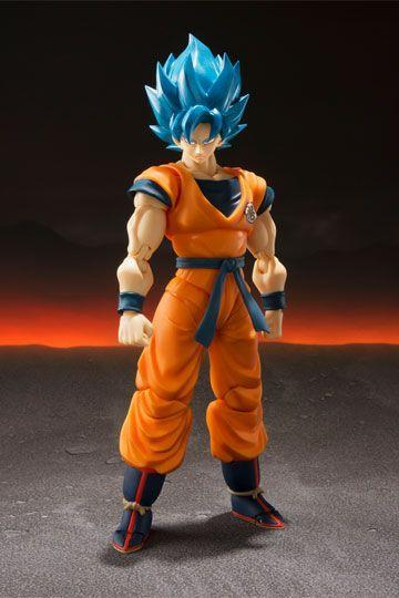 Dragon Ball Super Broly, Son Goku, S.H Figuarts