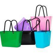Hinza väska grön liten