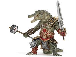 Papo, Krokodil krigare