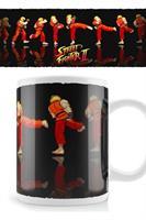 Street Fighter, Ken Sequense, Mugg