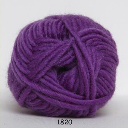 Kinna Textil Naturull lila