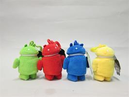 Android Clip Plush, Blå