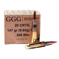 GGG-NATO 308 WIN 147GR 9,55G FMJ