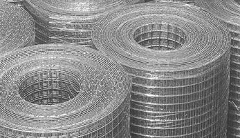 Fyrkantnät 50,8 x 50,8 mm - 25 m