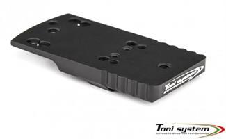Toni System punapisteen jalusta,Tanfoglio - Type C