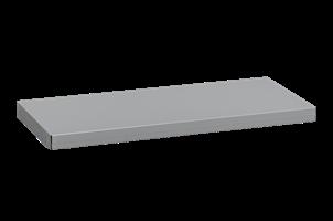 Hyllplan HD 500 2-pack grå