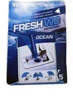 Duftstav Fresh WC blå 5 pk