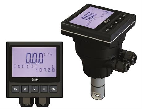 Battery Powered Flow Monitor