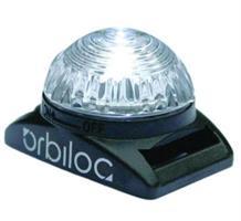 Orbiloc Pet Safety Lampa Vit