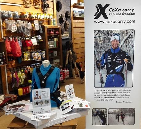 CoXa Carry finns nu i butiken!