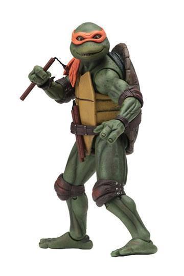 TMNT, Action Figure, Michelangelo
