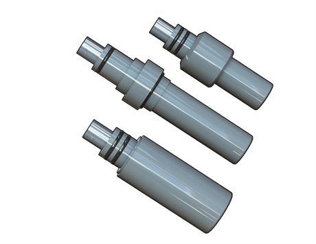 PVC-C body Flat Surface electrodes