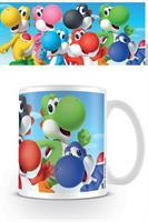Super Mario, Yoshi's, Mugg