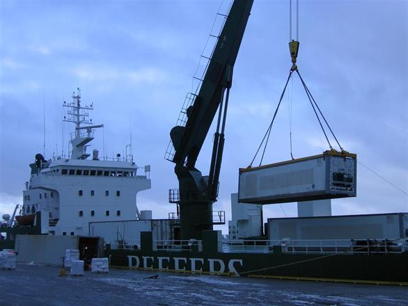 Approved as RSO by the Norwegian Coastal Administration for work within port and port facilities