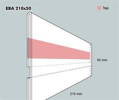 Etiketthållare EBA 210-50F