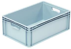BasicLine Plastback 600x400x220