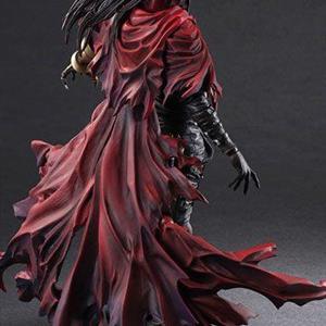 Final Fantasy VII, Vincent Valentine, Play Arts Ka