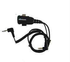 Kabel Hörselskydd 3,5mm.PTT-Garmin