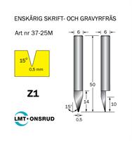 HM Gravyrfräs, Spets 0.5mm