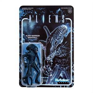 Alien, ReAction, Alien Warrior Nightfall Blue