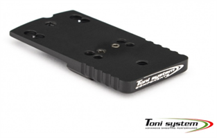 Toni System punapisteen jalusta,CZ Shadow - Type C