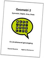 Geometri 2 - Symmetri, Objekt, Area, Skala