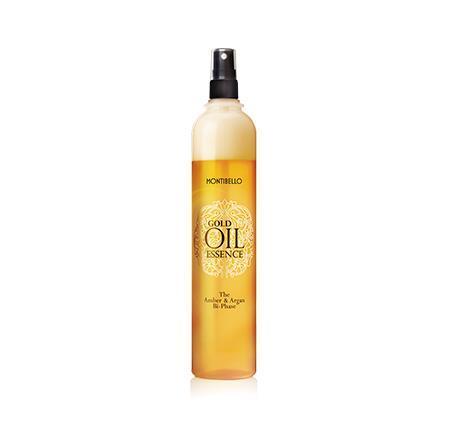 Gold Oil Essence Bi-Phase