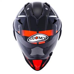 SUOMY MX TOURER - Road Orange