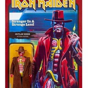 Iron Maiden, ReAction, Stranger in a Strange Land