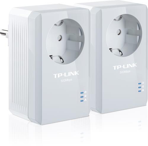 HomePlug TP-Link Av600 StartKit ACpass