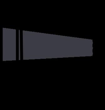 Etiketth. ELB 1230-39F rak magnet