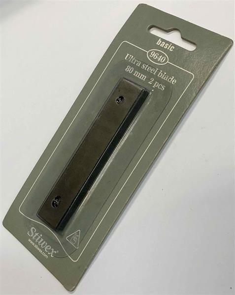 Stålskär 80mm Premium 2st