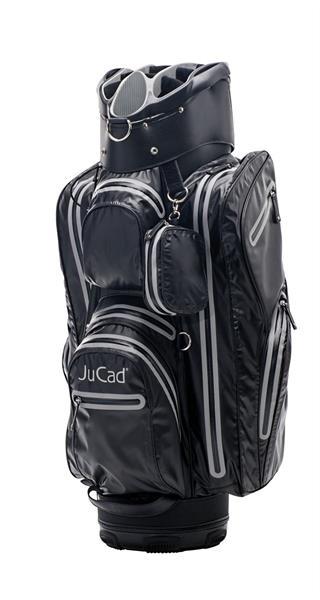 JuCad Bag Aquastop, Svart / Titan