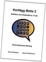 Uppdatering: Kartlägg Matte 2