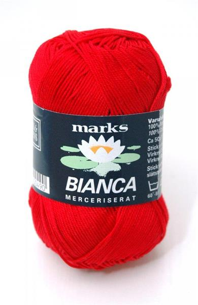 Marks & Kattens Bianca röd