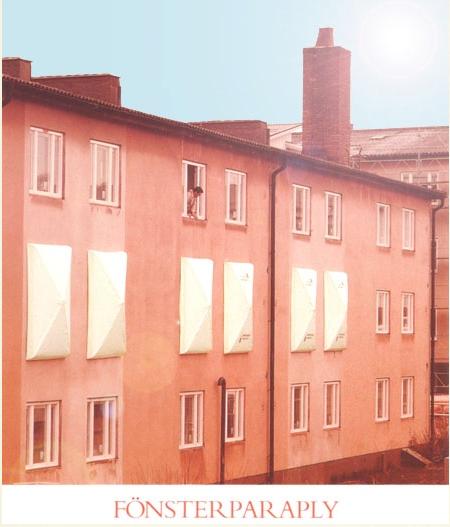 fönsterparaply