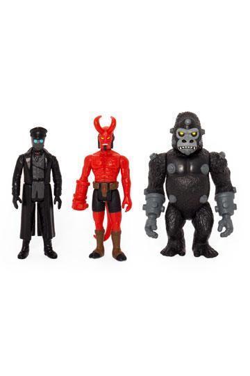 Hellboy, ReAction,Hellboy,Karl Kroenen,Kriegaffe