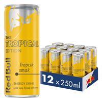 Red Bull Tropical 12 x 250ml