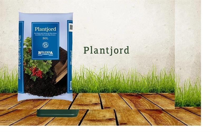 Backa Planteringsjord 50 liter