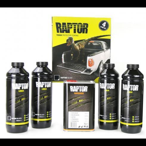 Raptor Tough And Tintable Protective Coating