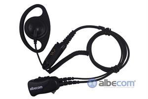 Mini Headset LGR59-M5. Yttre