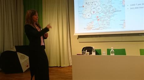 NiNa Innovation leads discussion at the IWB Conference
